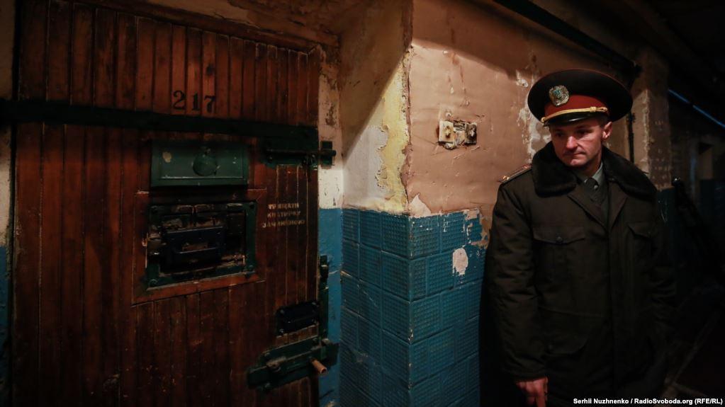 У Київському СІЗО ув'язнені сплять по черзі
