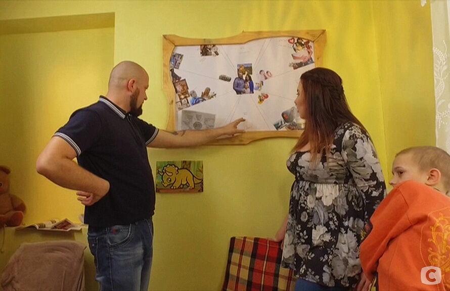 Юрий Шпилька и Таня Сирица