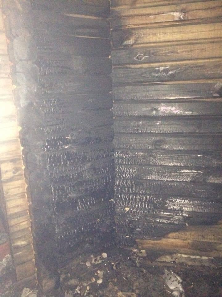 У Києві підпалили храм Московського патріархату
