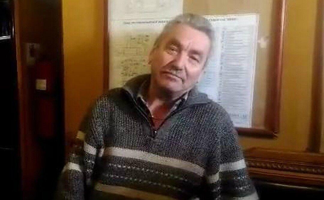 старпом Юрій Савельєв