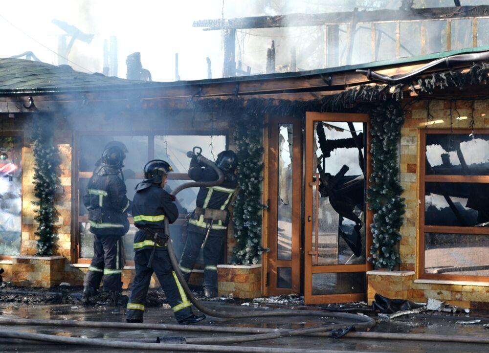 Жуткий пожар в Одессе: стал известен масштаб разрушений