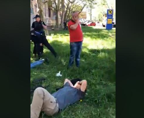В Одессе стреляли в известного активиста