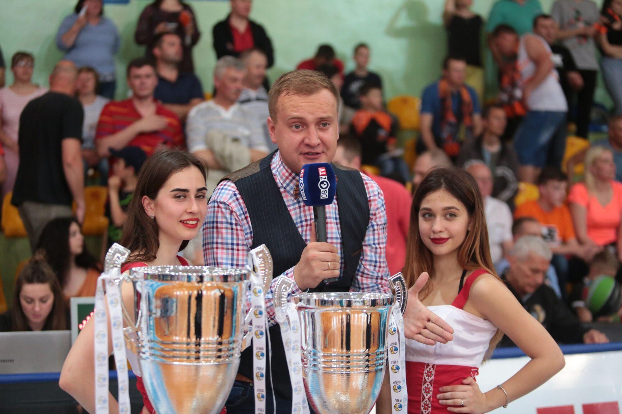 """""""Черкаськи Мавпы"""" впервые в истории выиграли """"золото"""" ЧУ Суперлиги Пари-Матч"""