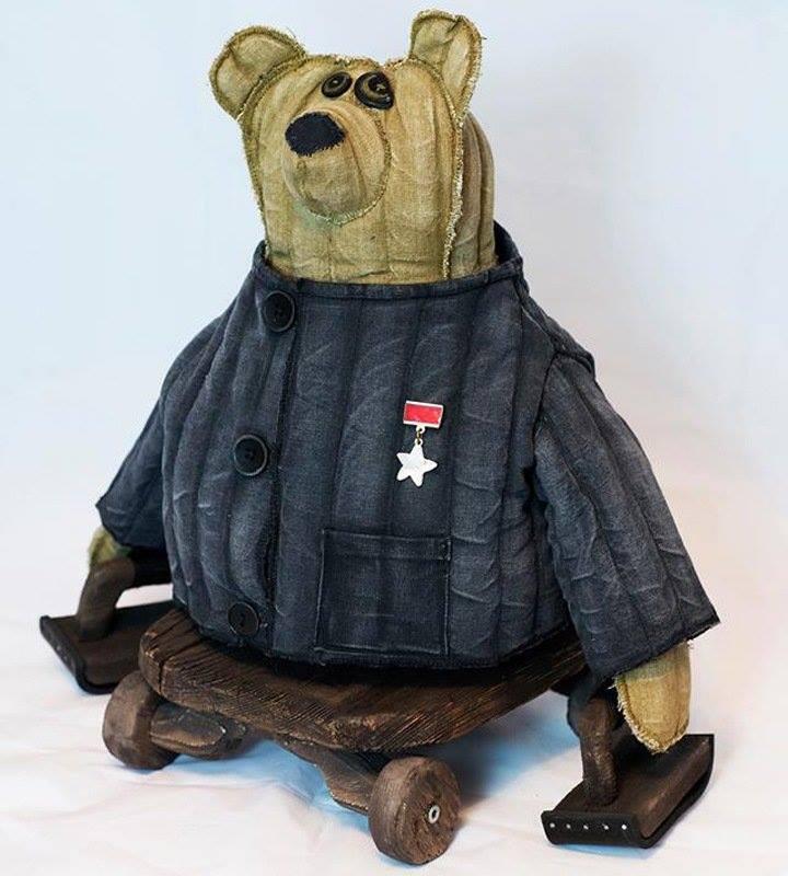 Ведмеді-інваліди