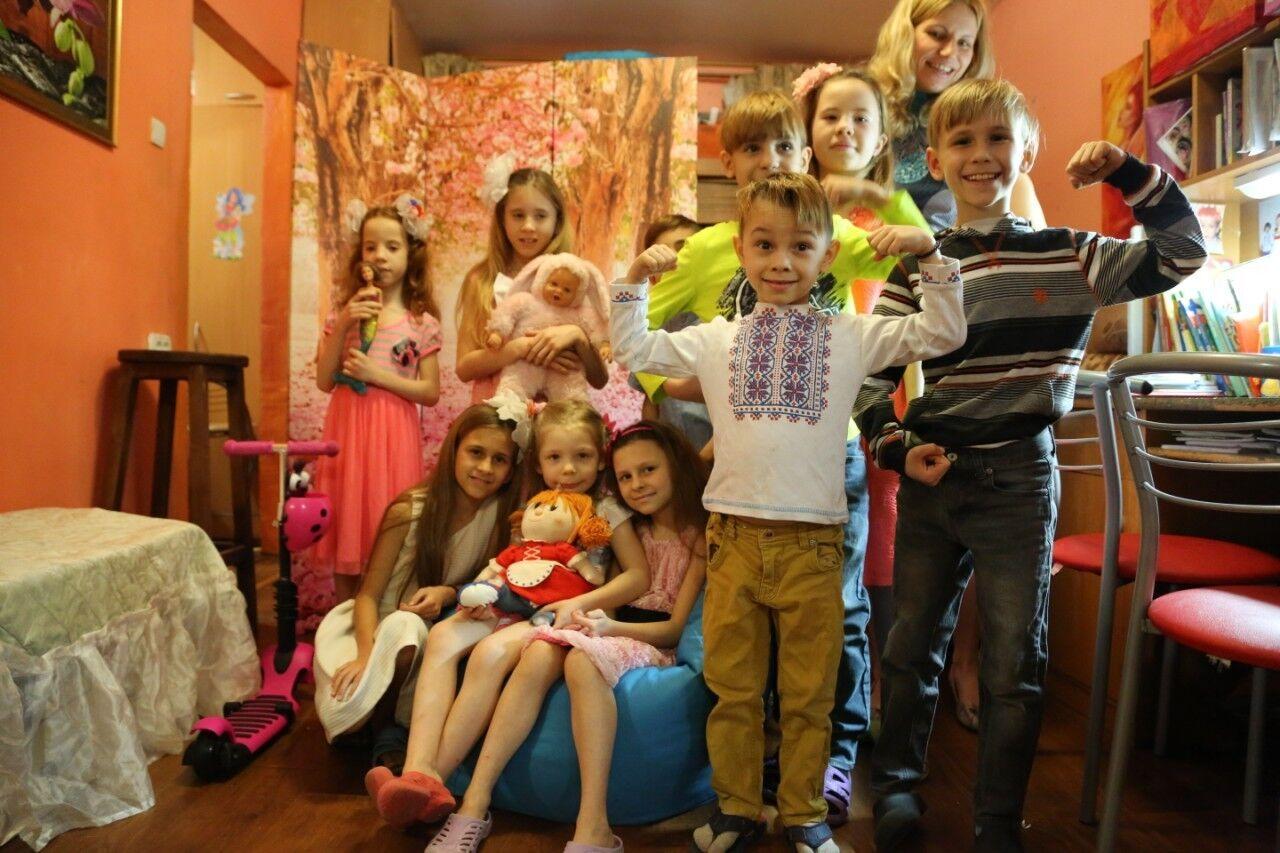 Спасла 11 детей: трогательная история матери-одиночки из Одессы