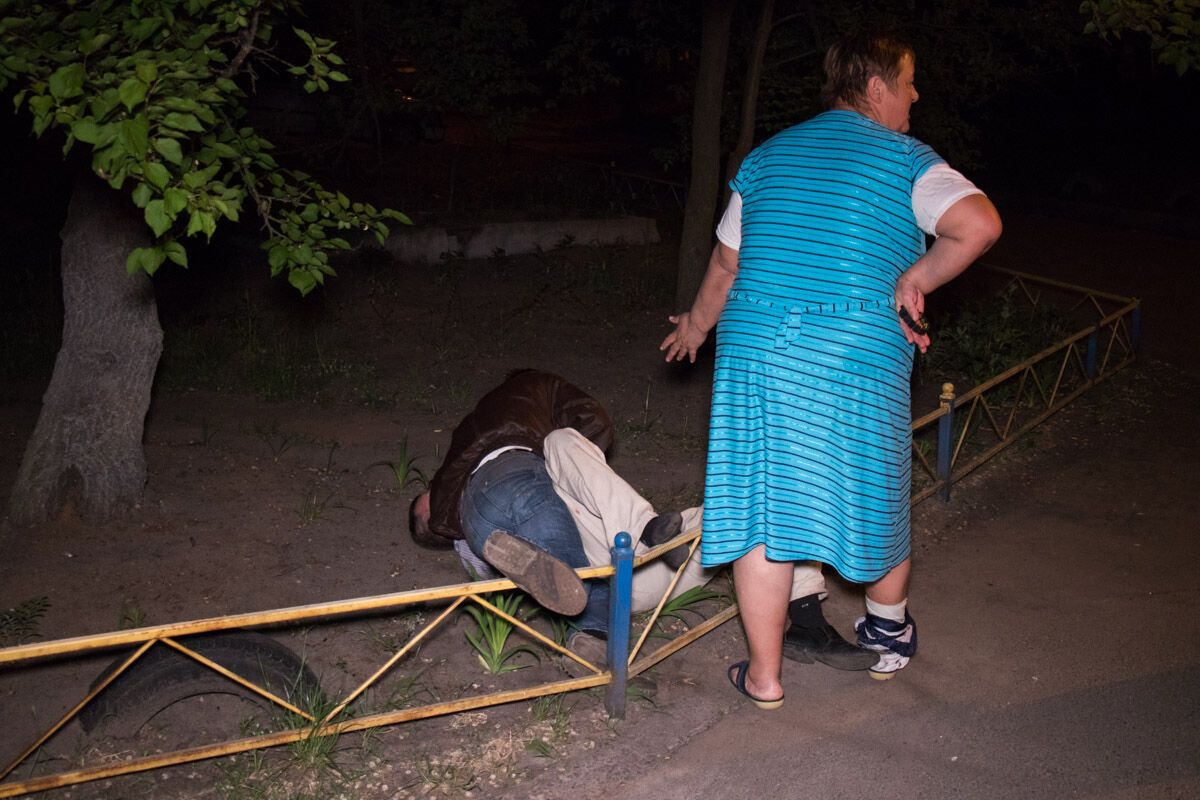 У Києві сталася кривава бійка з вагітною