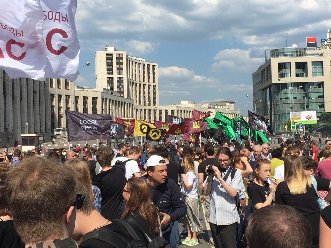 """""""Это позор!"""" россияне выступили против Путина"""