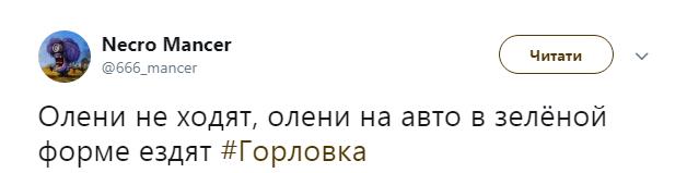 """""""Олень бежит от оленей"""": террористы """"ДНР"""" показали эпичное видео"""