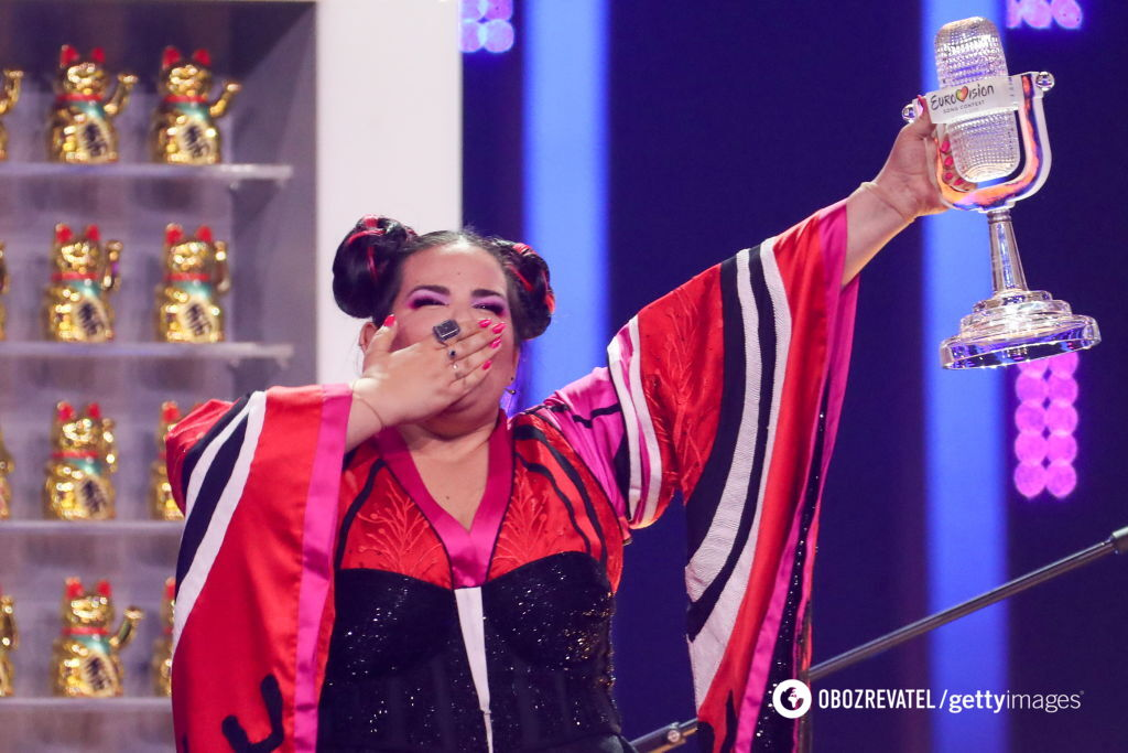 """Нетта Барзілай: головне про переможницю """"Євробачення-2018"""""""