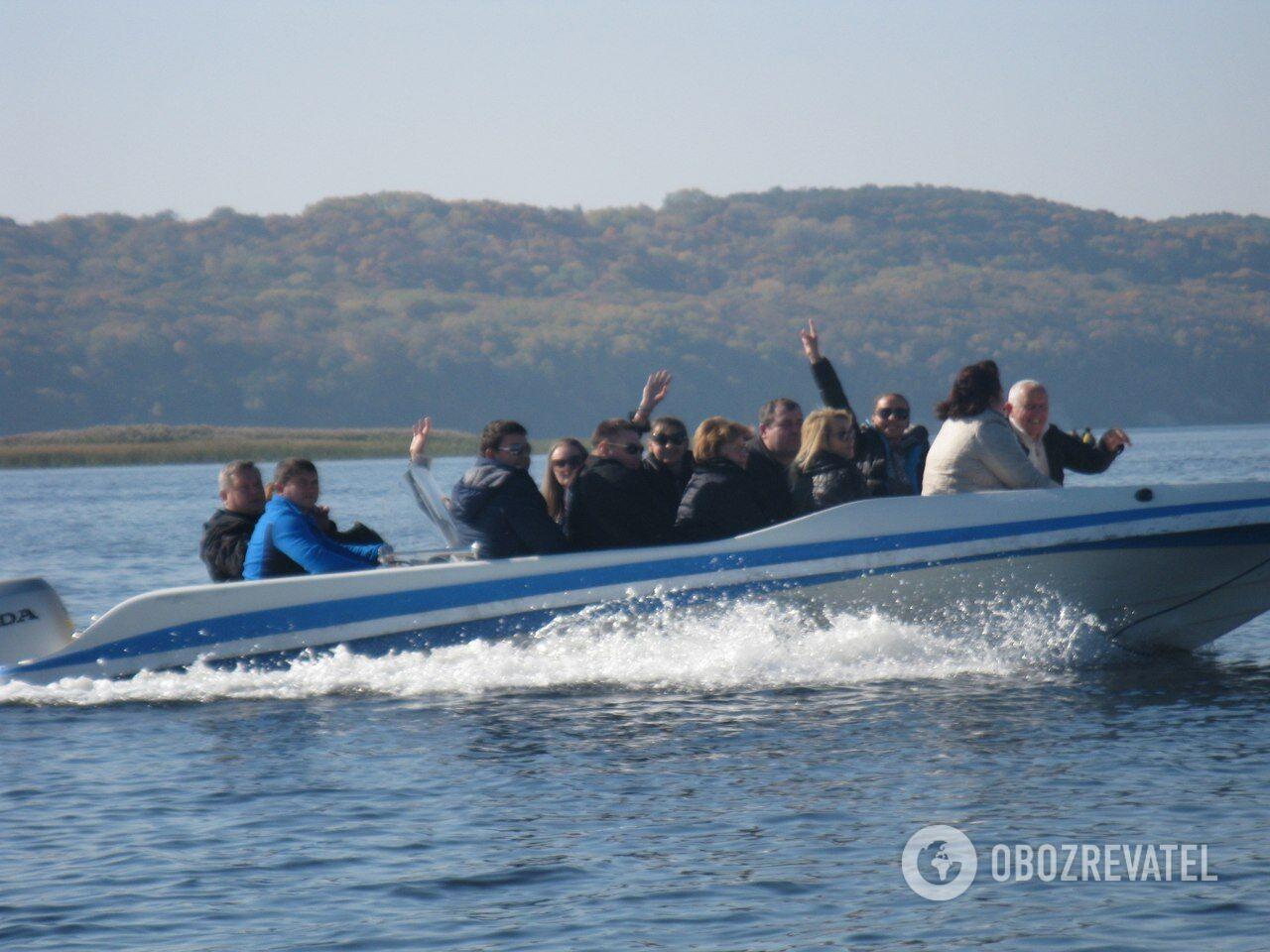 Остров Волшебниц: потаенное место силы на Киевщине