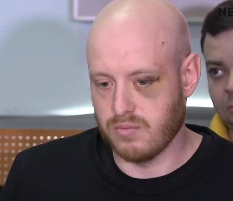 Син Шуфрича розповів, як його били в Києві