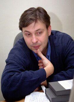 Facebook Кирилла Вышинского