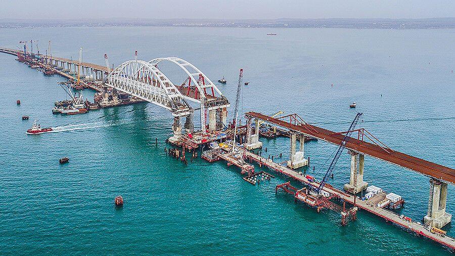 10 фактів про будівництво Кримського моста