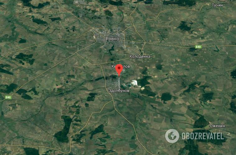 ДТП у Рівненській області