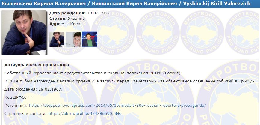 Що відомо про затриманого в Києві журналіста