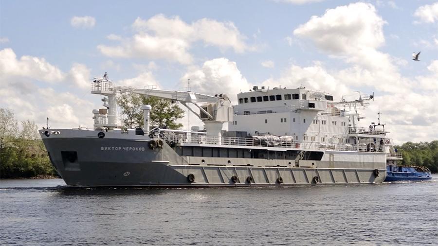 РФ випробовує в Криму підводні безпілотники