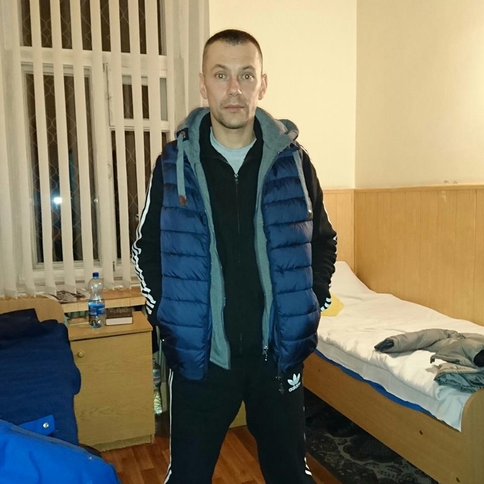 Олександр після звільнення з полону кілька місяців проходив лікування у Центральному київському військовому госпіталі
