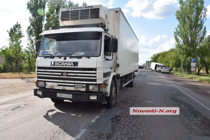 Глава Госпсуду Миколаївської області потрапив в ДТП