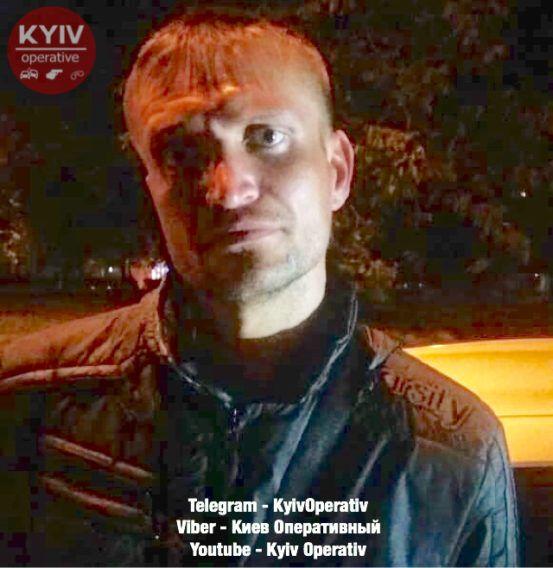 """""""Сломал ребра за 500 гривен"""": в Киеве напали на женщину"""