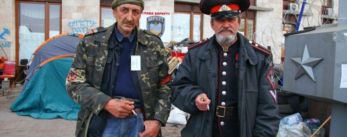 """Попри кумедний вигляд, """"козачки"""" прославилися особливою жорстокістю по відношенню як до місцевого населення на Донбасі, так і до військовополонених українців"""