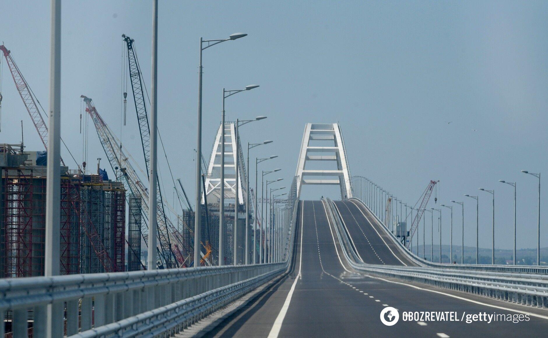 Кримський міст: Україна сказала, як відповість
