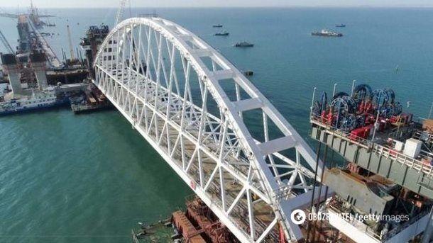 Керченської міст вже відкрили