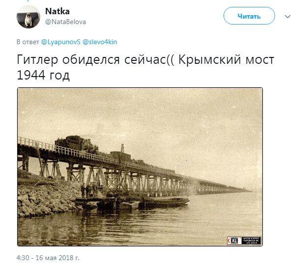 На росТВ Путіна порівняли з Гітлером