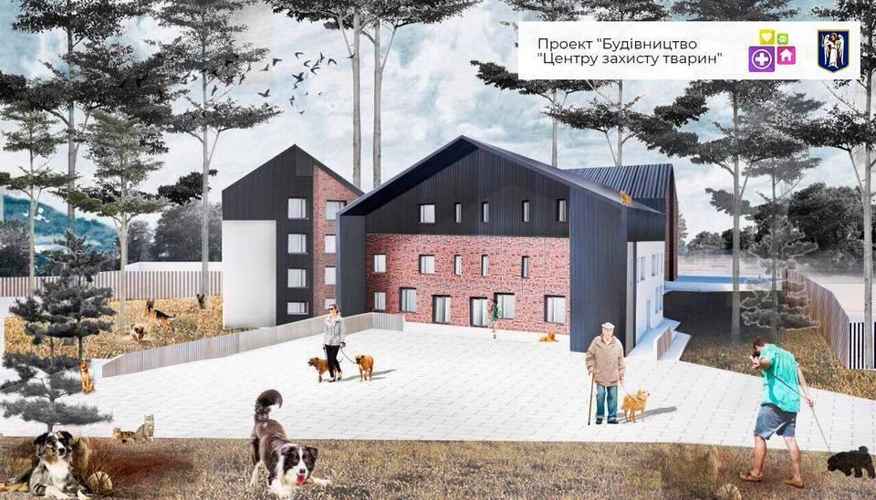 МРТ и отель: каким будет центр защиты животных в Киеве