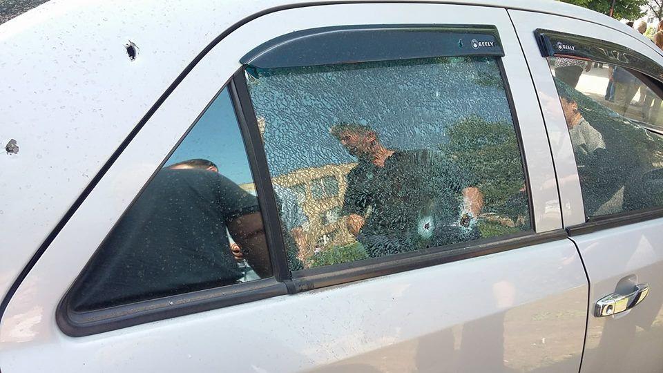 Люди вели дітей за руки і плакали - очевидець обстрілу школи у Світлодарську