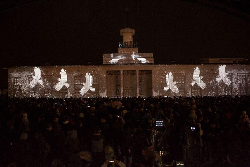У Києві пройде масштабний фестиваль світла