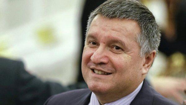 Глава МВД Арсен Аваков