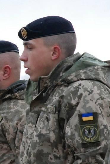 На Донбасі загинув український морський піхотинець: фото молодого воїна
