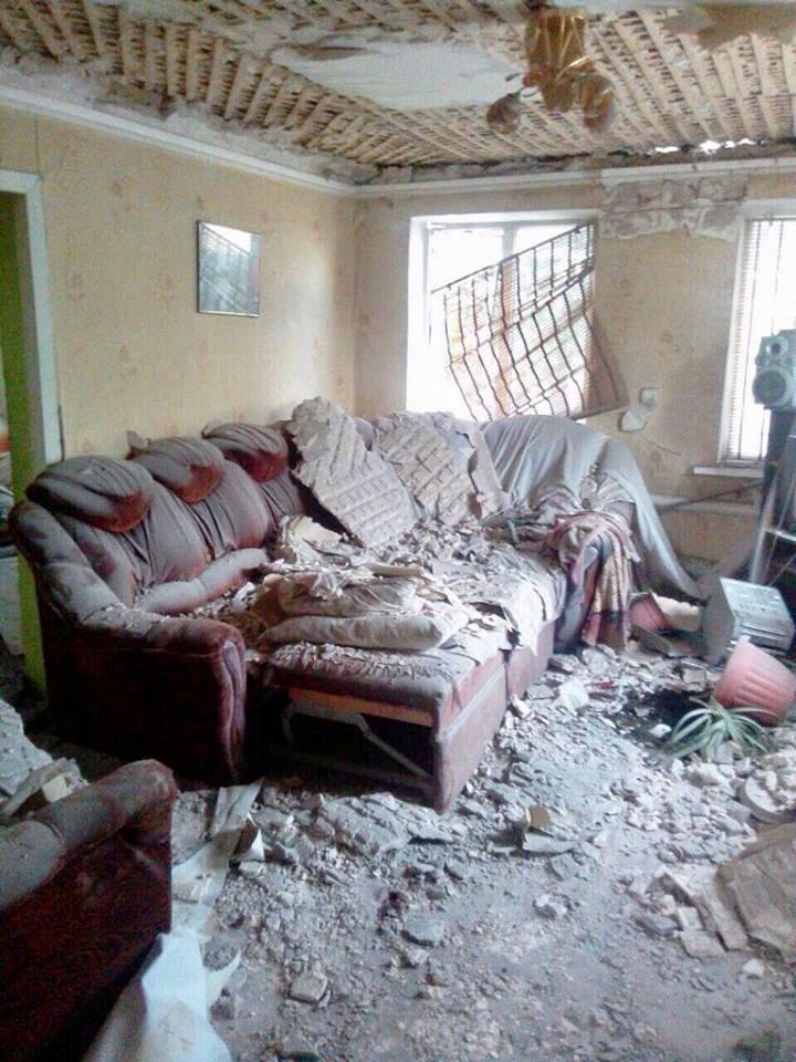 Загинули двоє: терористи обстріляли мирних жителів