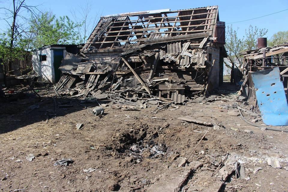 Орки на Донбассе звереют все сильнее
