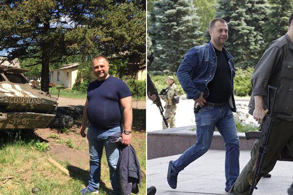 """Скоро лопнет: экс-главарь """"ДНР"""" отрастил огромный живот в России"""