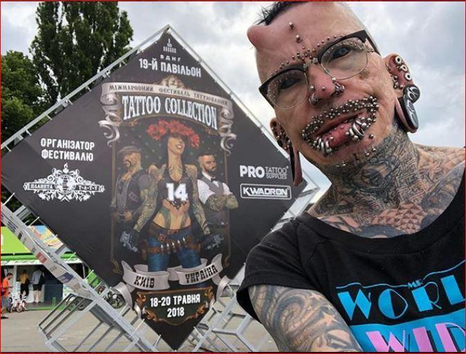 Гід по фестивалю Tattoo Collection в Києві