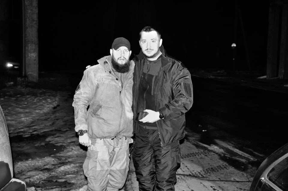"""У мережі знайшлися фото одного з героїв, які вбили ватажка """"ДНР"""" """"Мамая"""""""