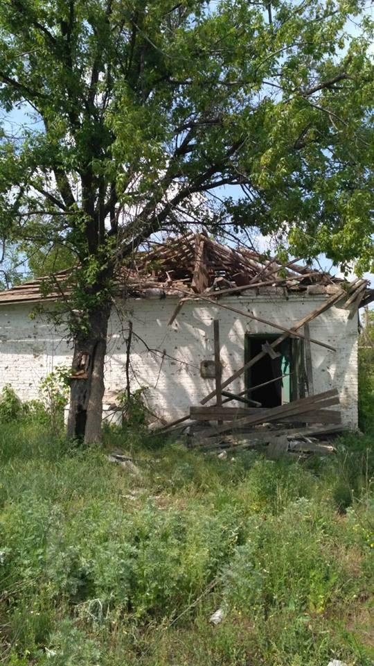 На Донбасі обстріляли мирних жителів