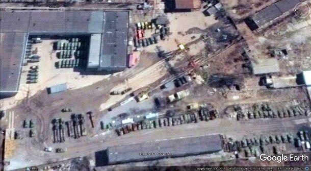 Розсекречено таємний склад терористів у Донецьку