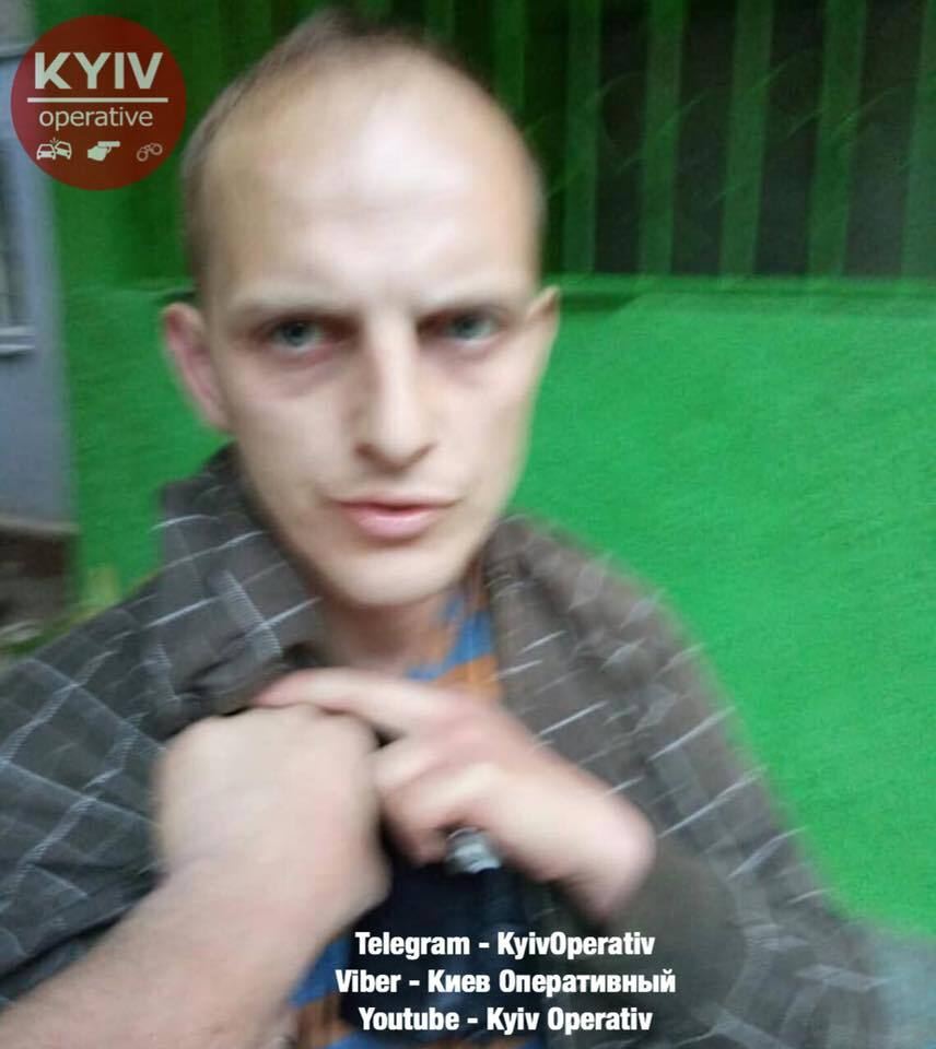 У Києві на гарячому спіймали автокрадія