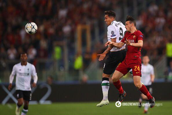 Рома - Ливерпуль