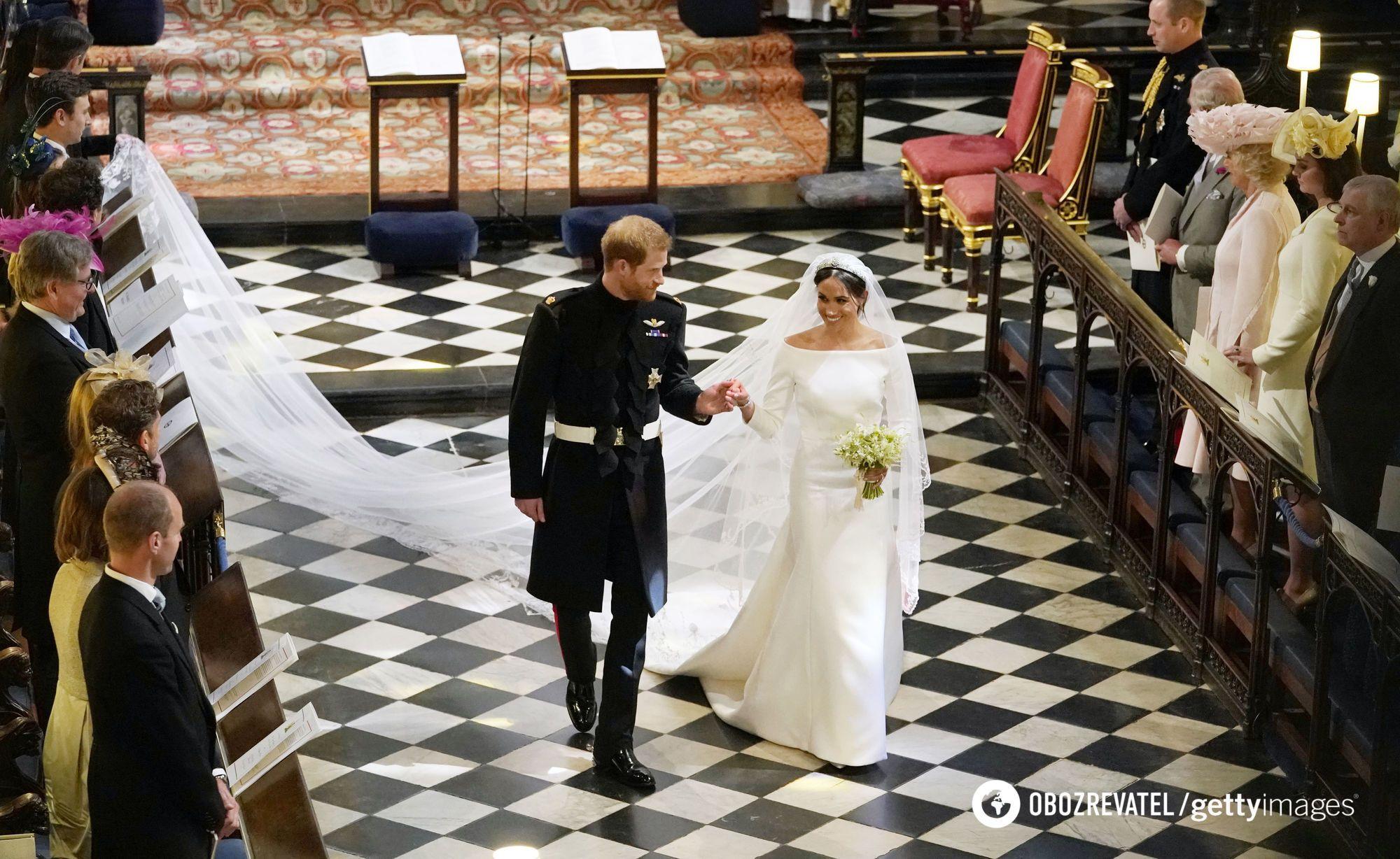 Принц Гаррі і Меган Маркл