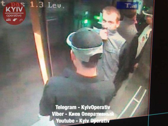 """""""Домушники"""" в Киеве: их лица попали на видеокамеры"""