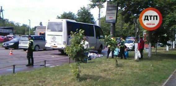 ДТП в Борисполі