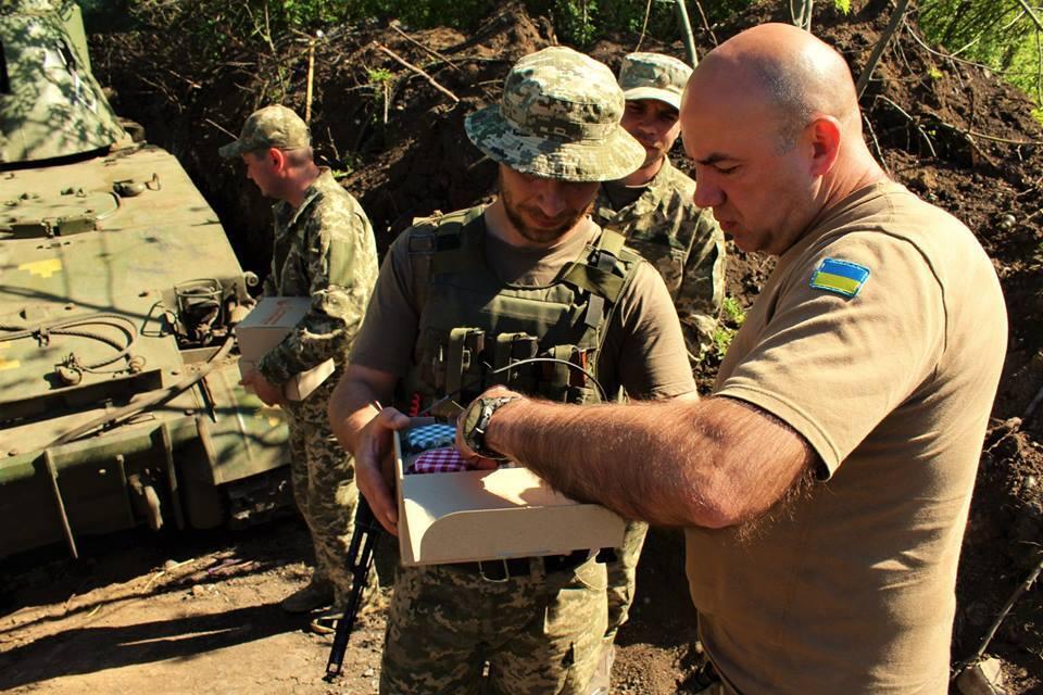 """Безопасность военных можно """"поставить на поток"""" – Доник"""