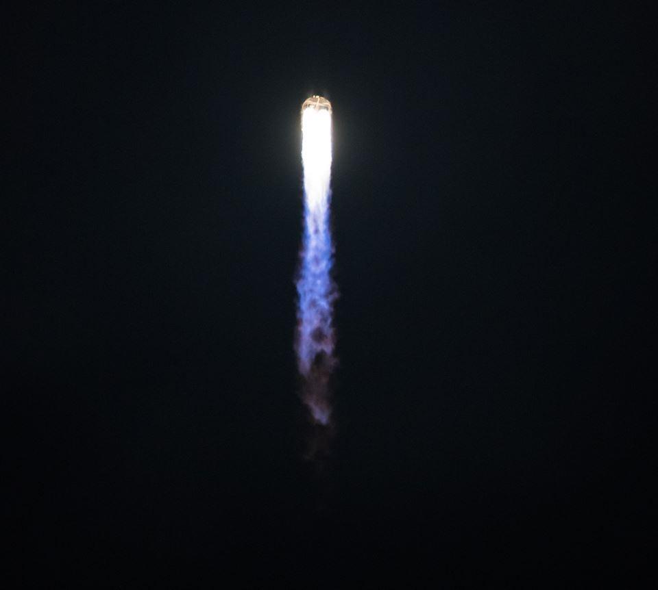 В США запустили в космос ракету с запорожской электроникой