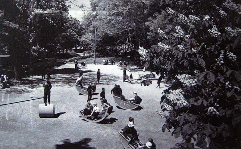 Как выглядел Киев в 50-х: необычные фото