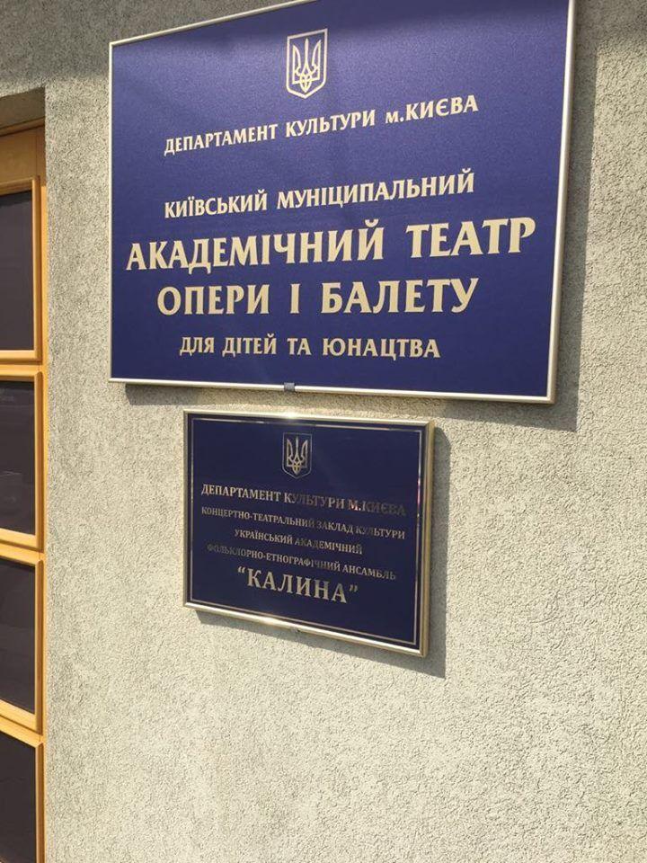 У Києві попався на хабарі голова театру