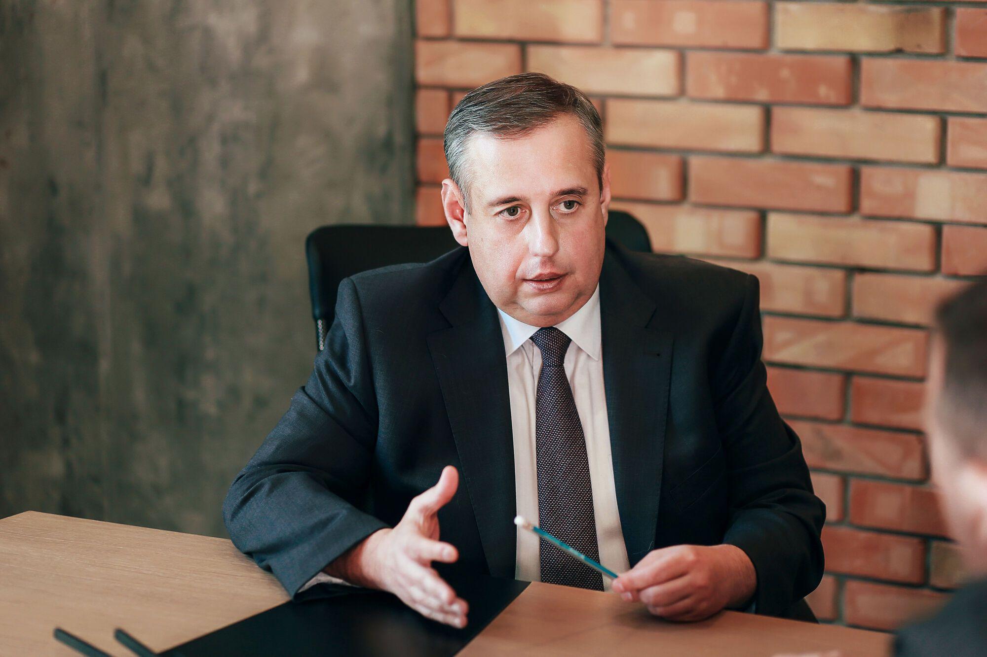 Дмитрий Исаенко, вице-президент Конфедерации строительства Украины