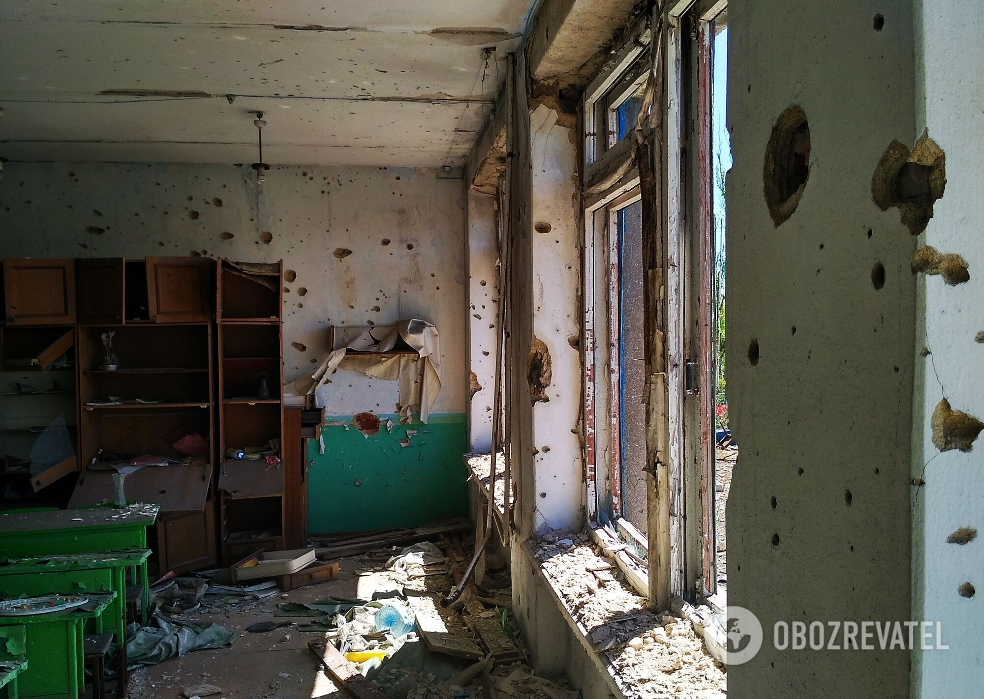 """На лінії вогню. Що зробив """"русскій мір"""" з українськими школами"""